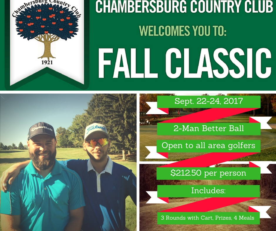 Chambersburg Country Club | Private Championship Golf ...