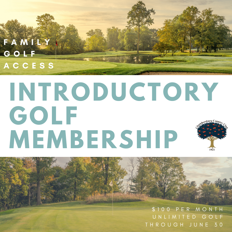 Introductory Membership